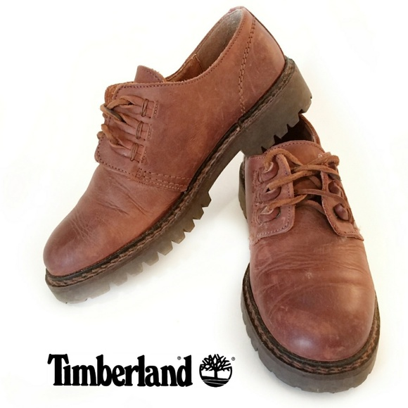Timberland Women s Waterproof Leather Oxford Shoe.  M 5b786d6be944ba4def26e24d 6d97fc67b7